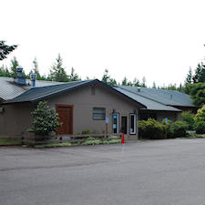 Holmes Harbor Rod & Gun Club Clubhouse