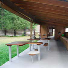 Holmes Harbor Rod & Gun Club Rifle Range